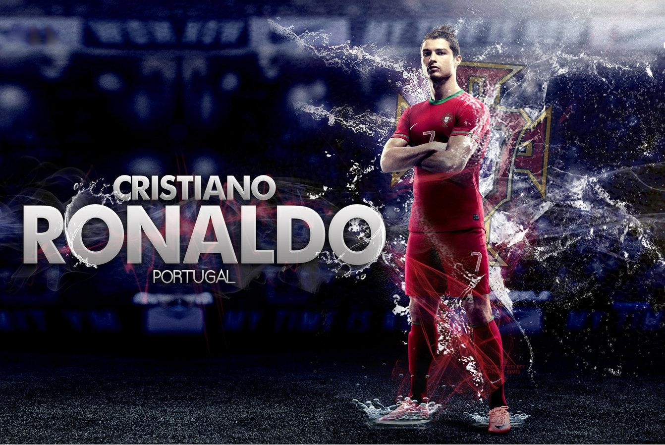 Cristiano Ronaldo 2013 HD Wallpapers Gallery