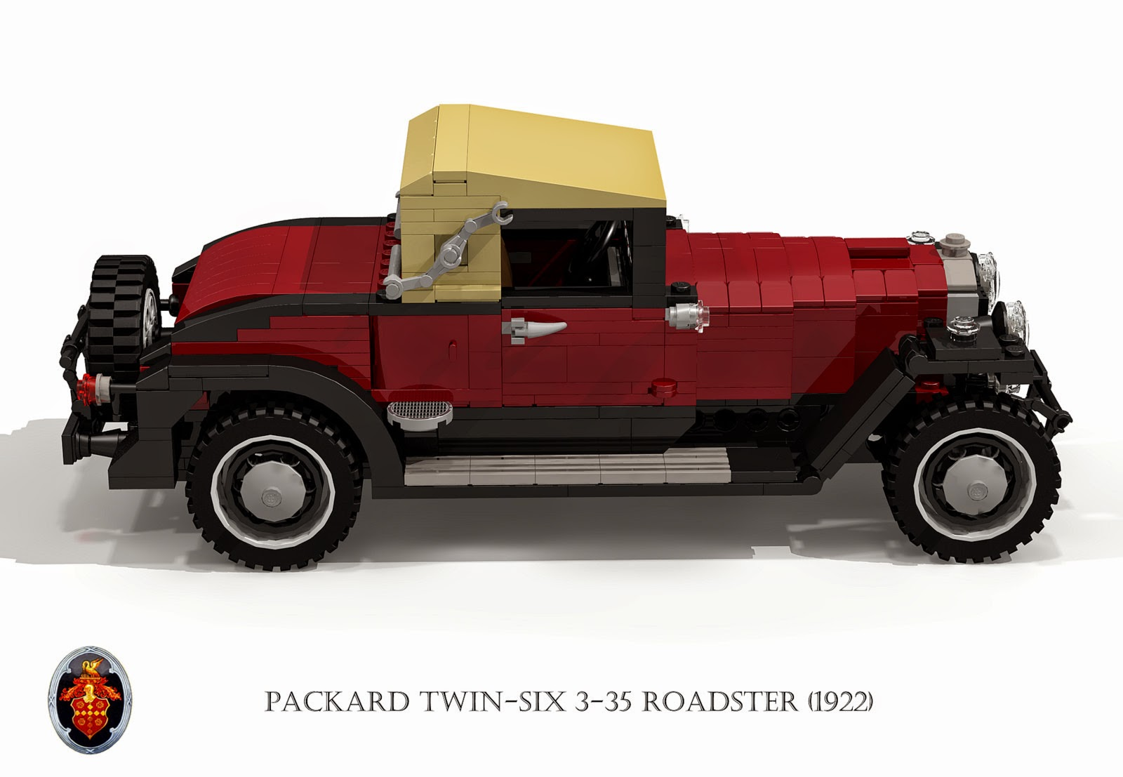 LEGO Block Block: Peter Blackert (lego911)