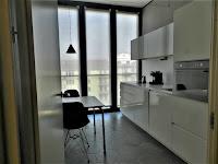 DUPARC contemporary suites cucina appartamento