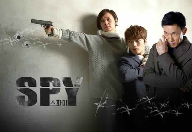Download Drama Korea Spy Batch Subtitle Indonesia