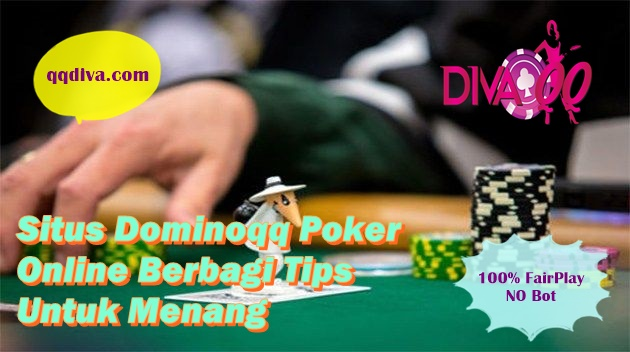 Situs Dominoqq Poker Online