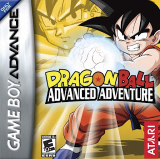 Rom de Dragon Ball: Advanced Adventure - PT-BR - GBA - Download