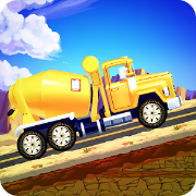 Game Android Truck Driving Race US Route 66 Download