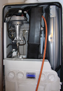 noisy boiler ideal logic + combi 30