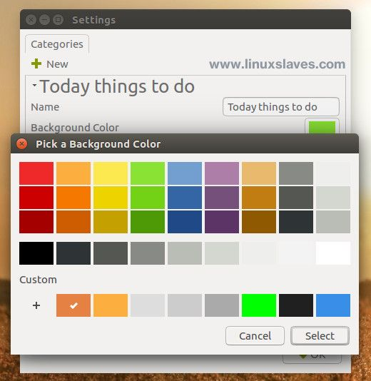 Indicator Stickynotes, Easily Pin Notes To Your Linux