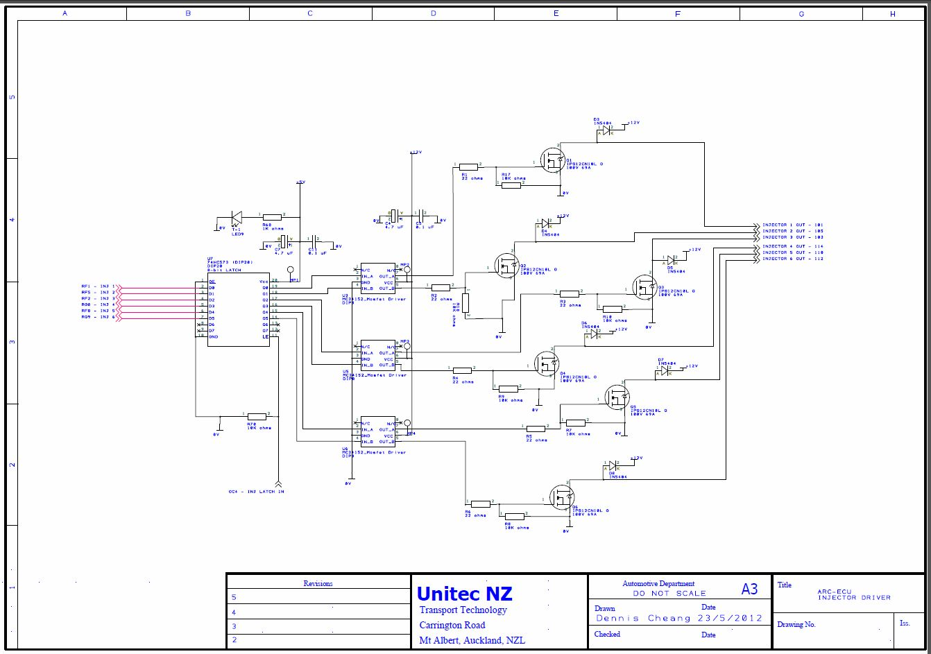 rb25det s2 wiring diagram 2004 chevy impala headlight unitec industry project arc ecu