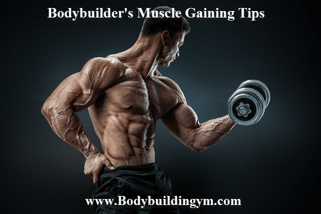 Muscle Gaining Tips