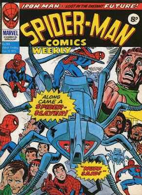Spider-Man Comics Weekly #148, Spider-Slayer