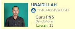 UBAIDILLAH, S.Pd