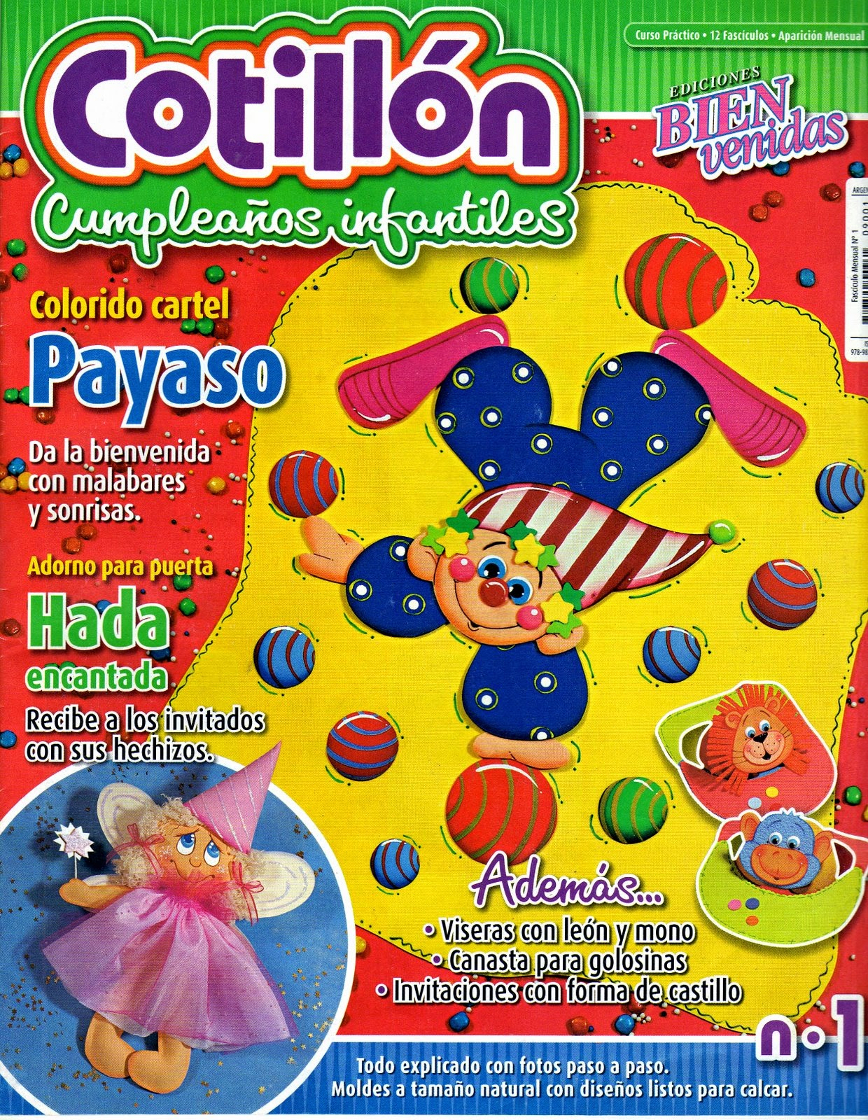 Como dibujar un cartel de payaso en foamy Revistas de