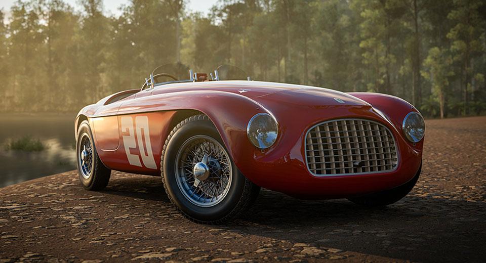 Latest Forza 3 Horizon Cars Include Rare Ferrari And Maserati