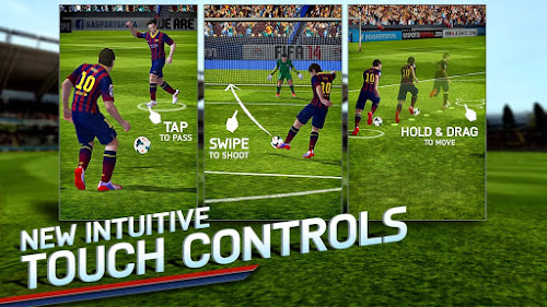 FIFA 14 by EA SPORTS Apk 1.3.6 All Unlocked