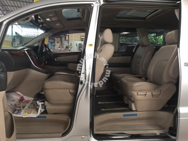 All New Alphard Interior Harga Oli Grand Avanza Motoring Malaysia Spotted For Sale 2003 Toyota 3 0 A Mzg Take Look At The S Here It Looks Also Has Nice Subtle Bodykit And 19 Inch Wheels Too Complete Package Most Of