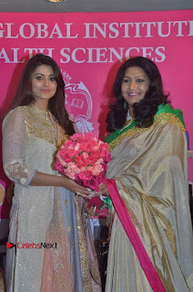 Actress Sneha Pos at V Care Graduation Ceremony  0010.JPG