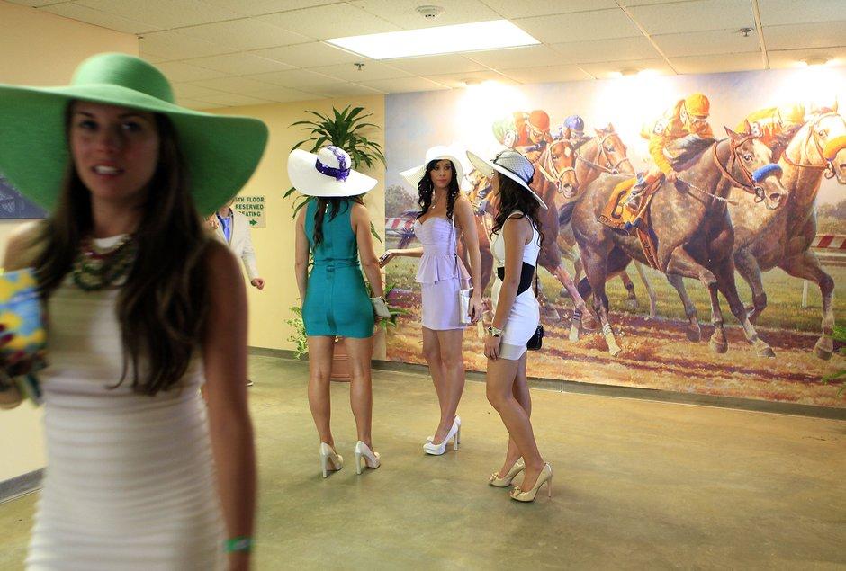 Del Mar Racing Del Mar Turf Club Dress Policy