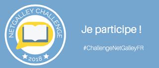 Vie quotidienne de FLaure : Challenge NetGalleyFrance