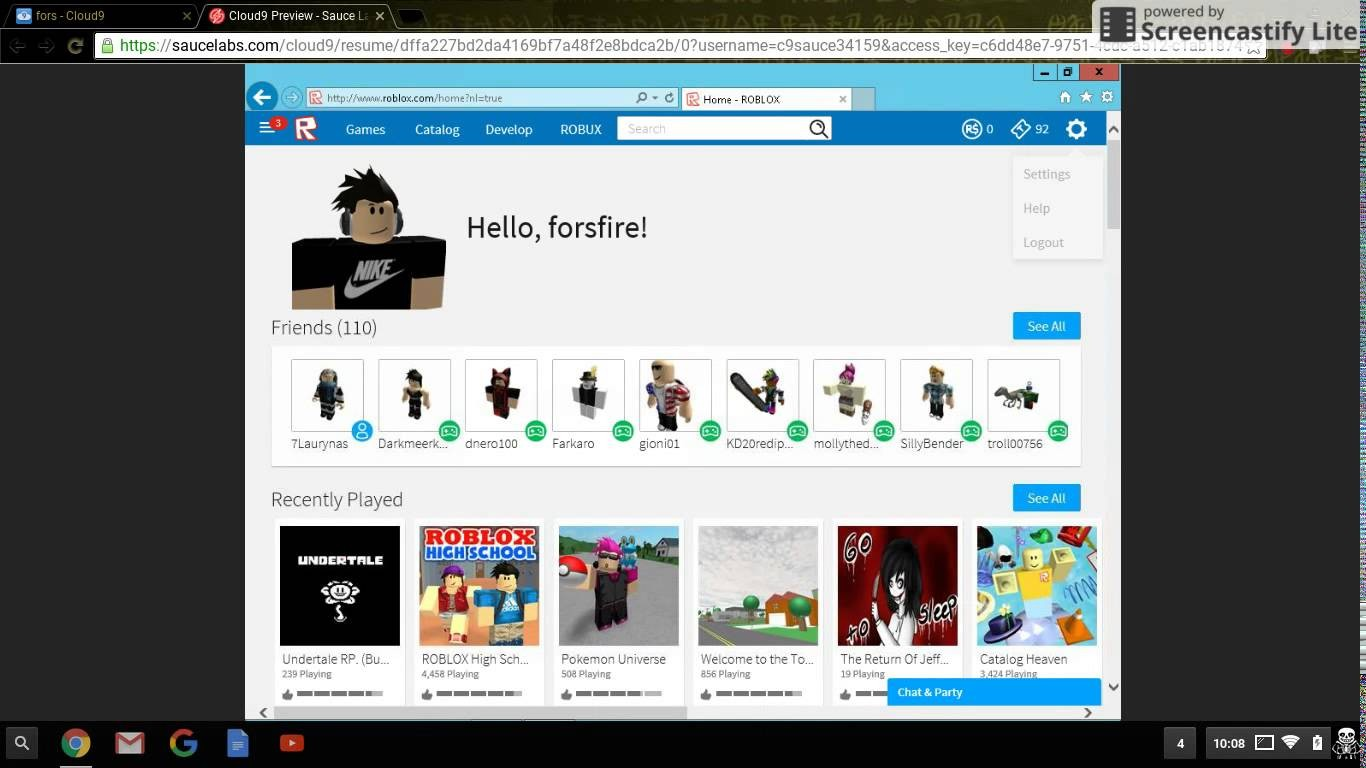 Roblox Login Chromebook | Free Robux Hack May 2019