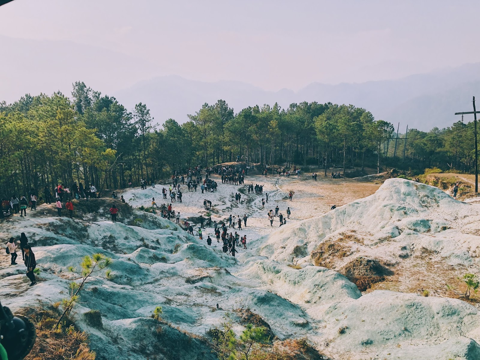 Blue soil sagada
