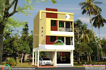 3 Floor Homes Small House Design