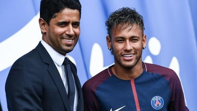 Les deux cracks réclamés par Neymar à Nasser Al-Khelaïfi