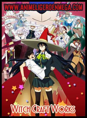Witch Craft Works: Todos los Capítulos (12/12) + OVA (01/01) [MEGA] BD HDL