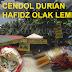 Makan Nasi Ayam Madu Di Kedai Cendol Durian Hafidz Olak Lempit Banting