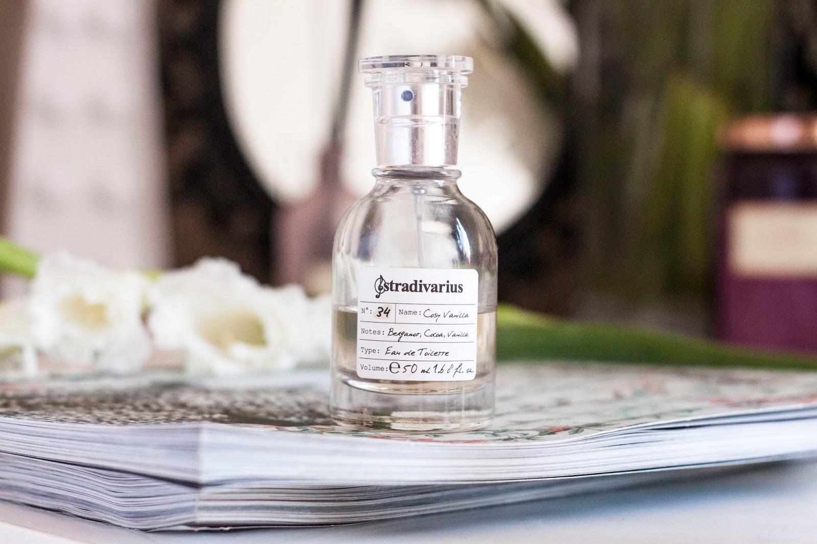 Image of the Stradivarius Cosy Vanilla perfume