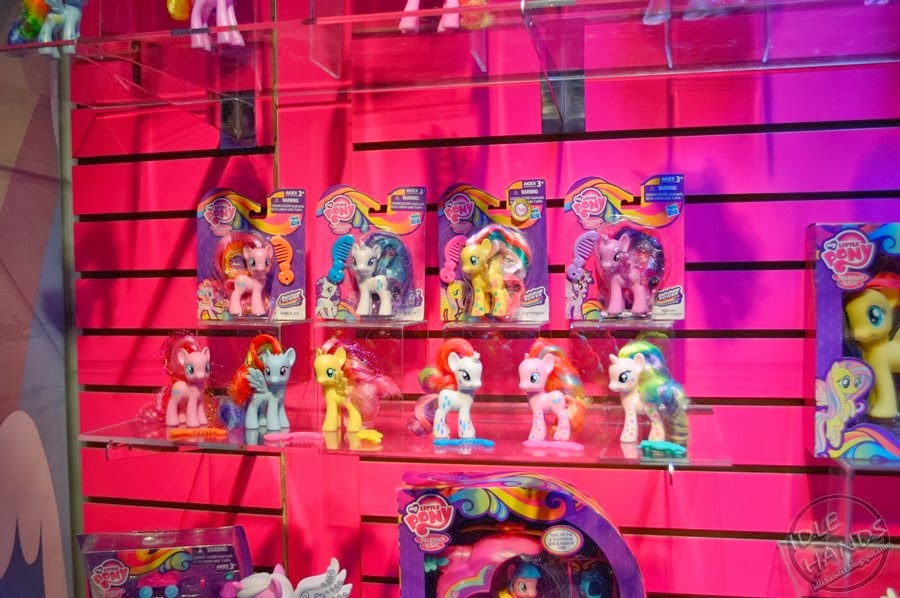 New mane 6 brushables