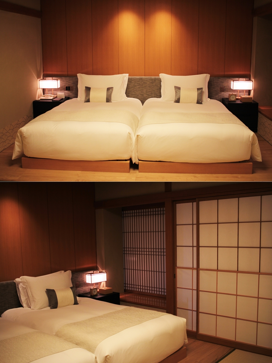 japanese bed hotel traditional