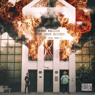 Pouya & Fat Nick - Drop Out Of School - Album Download, Itunes Cover, Official Cover, Album CD Cover