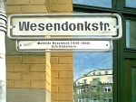Wesendonkstraße in Wuppertal