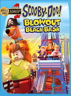 Lego Scooby-Doo! Fiesta En La Playa De Blowout (2017) HD [1080p] Latino [GoogleDrive]