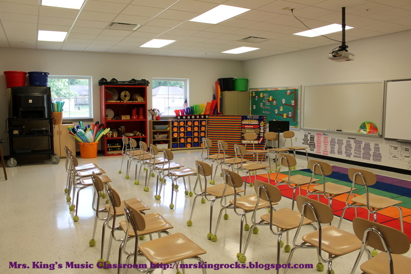 Mrs King S Music Class Mrs King S Music Classroom Tour 2012