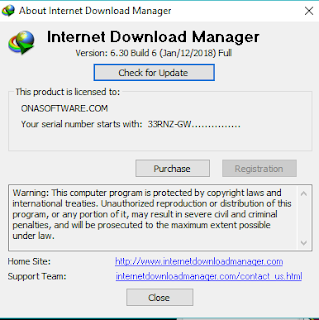Internet Download Manager 6.30 Build 6 Full Patch