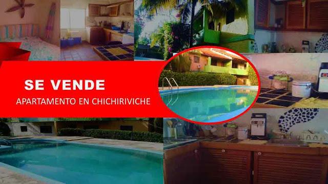 imagen Se vende  apartamento en chichiriviche