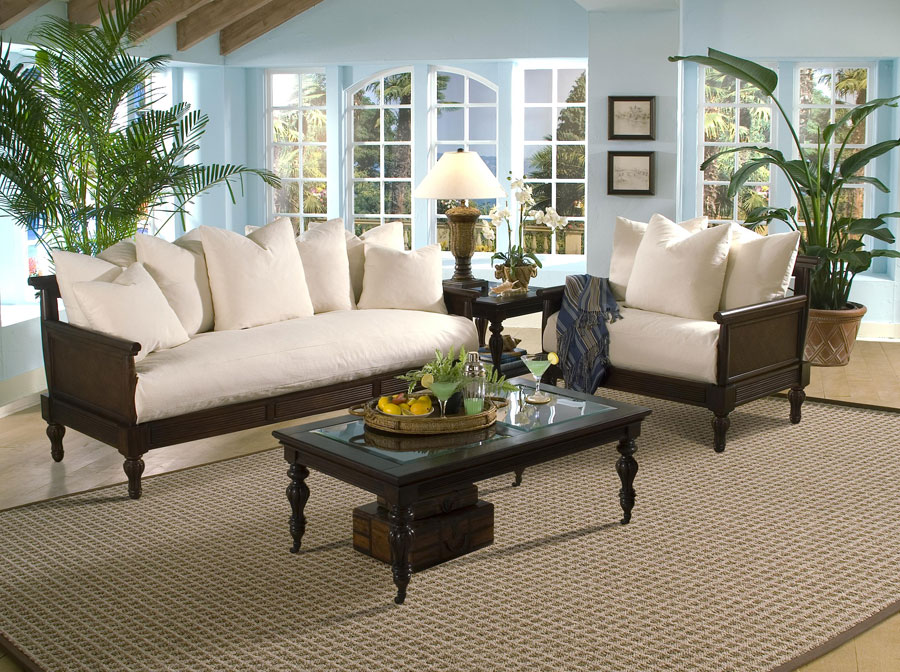 British Colonial Furniture and Interior Decorating Ideas