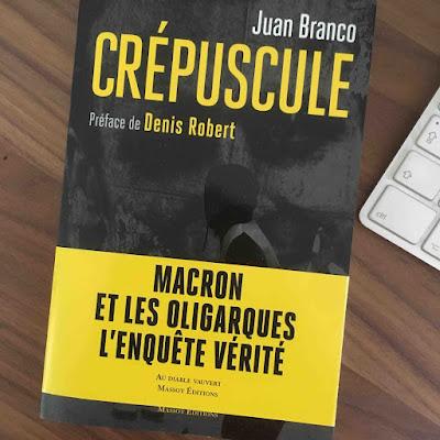 Juan Branco dénonce le crépuscule de la démocratie