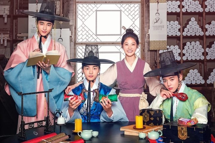 Nonton Video Drama Korea Flower Crew: Joseon Marriage Agency Episode 1-16(END) Subtitle Indonesia