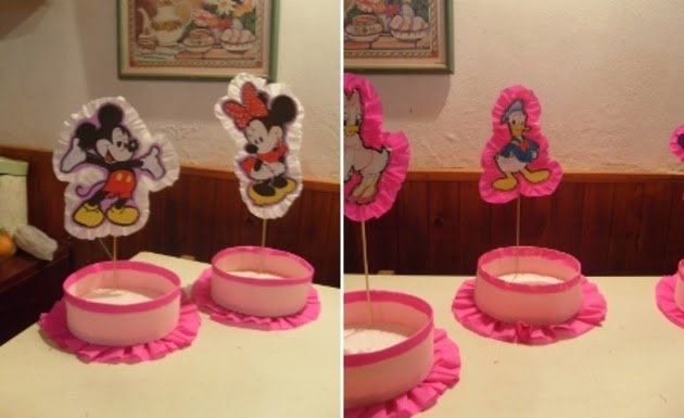 Adornos De Minnie Para Cumpleaos Gallery Of Minnie Mouse Banner
