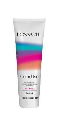 Lowell Color Use - Shampoo – 240ml
