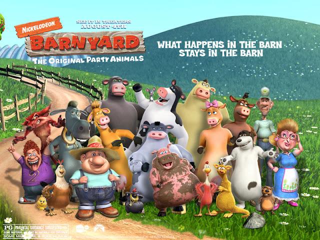 تحميل لعبة مزرعة المشاغبين barnyard كاملة للكمبيوتر برابط واحد مباشر ميديا فاير مضغوطة مجانا