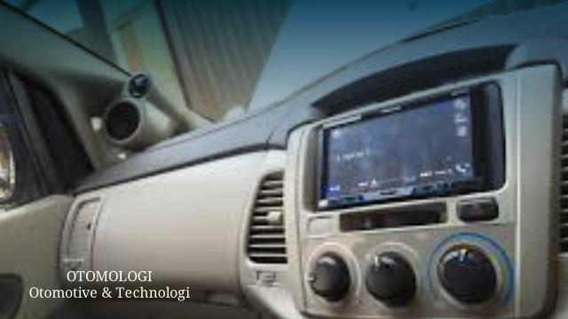 Cara Pasang Ampli Mobil Subwoofer Audio Sistem Mobil Amplifier Subwoofer