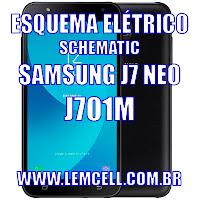 Esquema Elétrico Smartphone Samsung Galaxy J7 Neo J701M Manual de Serviço  Service Manual schematic Diagram Cell Phone Smartphone Celular Samsung Galaxy J7 Neo J701 M Esquematico Smartphone Celular Samsung Galaxy J7 Neo J701 M