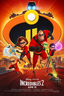 Incredibles 2 2018 Dual Audio HDTS 480p 300Mb
