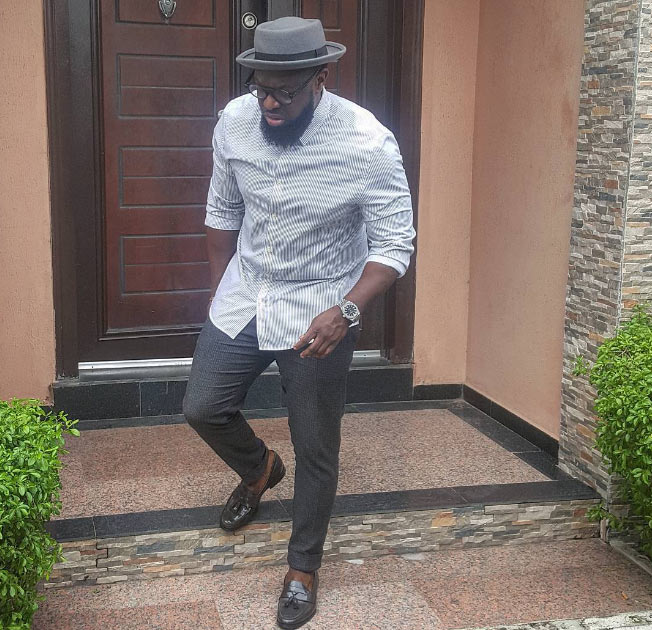 Don't let anyone control your happiness - Dapper-looking Timaya says