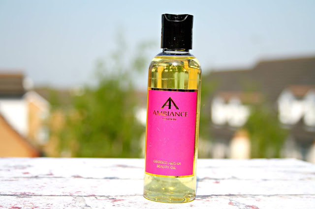 Ancienne Ambiance London Goddess Argan Beauty Oil