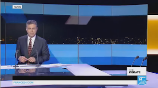 Dilma é esculachada na Europa pela TV Francesa France 24 no programa