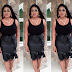 Actress Mide Martins Looks Fabulous As She Steps Out In Black