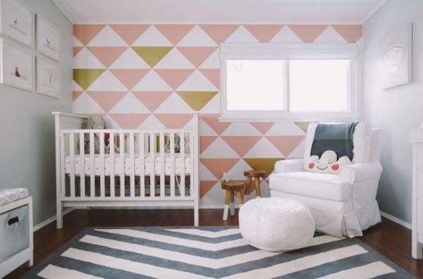 Desain Kamar Bayi Rumah Minimalis