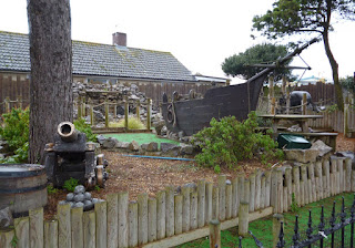 Smugglers Cove Pirate Adventure Golf in Brean Sands